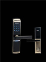 Z5100 Series Fingerprint Keypad Card Door Lock